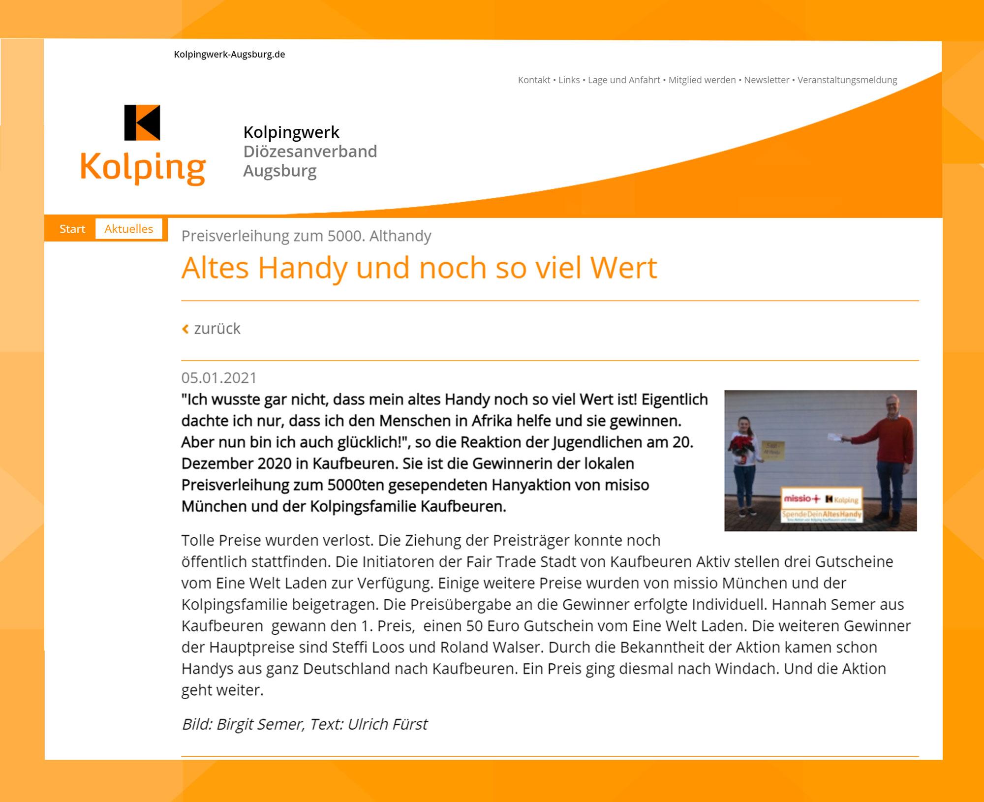 Handyspende-Kolping-missio-4900-ökumenischer-Hüge